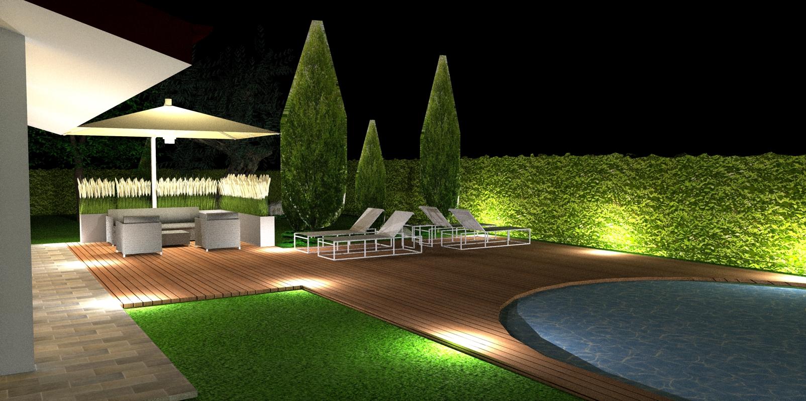Progettazione - Progetto Giardino